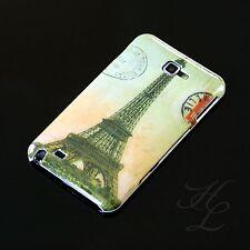Samsung Note N7000 / i9220 Hard Case Schutz Hülle Motiv Etui France Eiffelturm