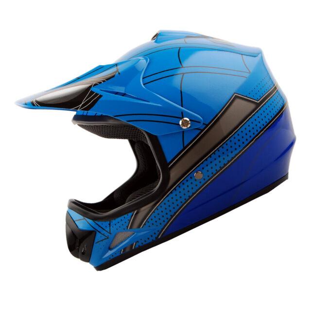 XL Wulfsport Advance Kids Motocross Helmet Cub Junior Sports Quad Pit Bike ATV BMX Childrens Motorcycle Racing Mx Helmet Pink