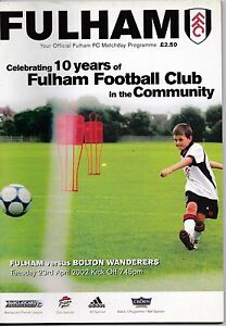 FULHAM-V-BOLTON-WANDERERS-PREMIER-LEAGUE-23-4-2002