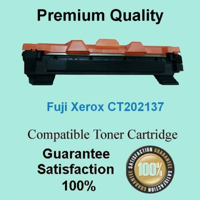3x Compatible Toner for FUJI XEROX DocuPrint P115w M115 M115w M115fw CT202137