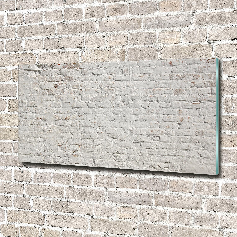 Acrylglas-Bild Wandbilder Druck 140x70 Deko Sonstige Mauer Ziegelsteine