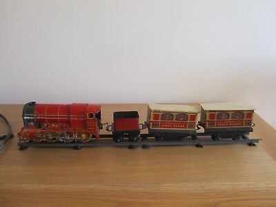 Toys & Hobbies Learned Brim Toy 0 Gauge Tinplate Royal Scot 7171 Carriages Track Repair/spares 1940/50s Making Things Convenient For The People
