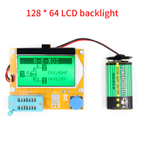 Digital-Transistor-Tester-Diode-Triode-Capacitance-ESR-Meter-MOS-PNP-NPN-LCR-128