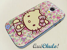 FUNDA CARCASA TPU PARA SAMSUNG GALAXY S4 I9500 HELLO KITTY