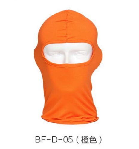 Ski Full Face Mask Cover Hat Cap Motorcycle Neck Winter bamboo fiber modal hat