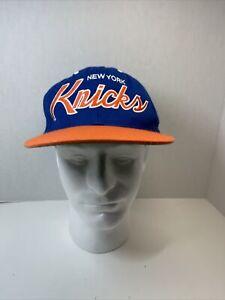 New-York-Knicks-Mitchell-amp-Ness-Hardwood-Classics-NBA-Snapback-Hat-Cap