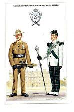 7th Duke of Edinburgh's Own Gurkha Rifles Postcard #56