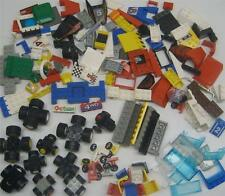 10 LEGO RACECARS BIRTHDAY PARTY KIT custom 200 race car racing pieces lot wheels