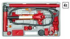 Hand Pumpe Auto Ausbeul Werkzeug Satz Richtsatz Dozer Unfall Presse 4 t