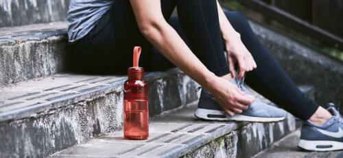 KINTO Allenamento Bottiglia 480ml Smoke 20315 dal Giappone