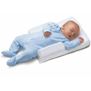 Delta baby supreme sleep support pillow supine position ebay for Baby op zij slapen kussen