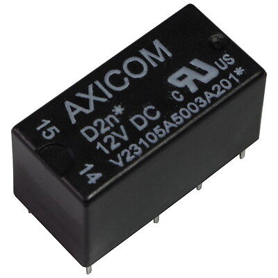 Te Connectivity v23092-a1012-a301 relè 12v DC 1xum 6a 848r Relay PCB 855246
