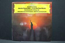 LP: Dvorak From the New World Sym. # 9 Op.95 Von Karajan Deutsche Grammophon