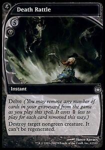 4x Death MutationCommanderMTG Magic The Gathering Cards