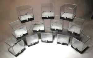 12-PIECE-SET-OF-1-25-INCH-SQUARE-THUMBNAIL-DISPLAY-BOXES-WITH-STYROFOAM-INSERTS