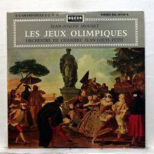SXL 20.130 - JEAN-LOUIS PETIT - MOURET les jeux olimpiques DECCA LP EX++