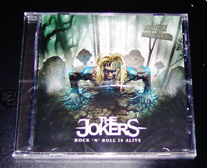 ROCK-N-ROLL-ES-ALIVE-THE-JOKERS-CD-ENV-O-RAPIDO-NUEVO-Y-EMB-ORIG