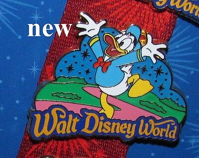 Disney Trading PIN WALT DISNEY WORLD DONALD DUCK NEW