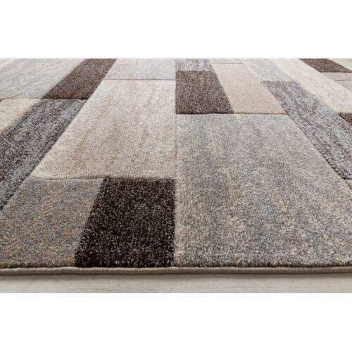 Dick Beste Qualität Modern Design Dicht Weiche Teppiche /'FEEL/' Rechtecke beige