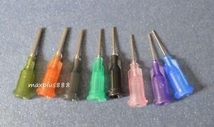 "NEW 20pcs 14Ga 4/"" Blunt dispensing needles syringe needle tips"