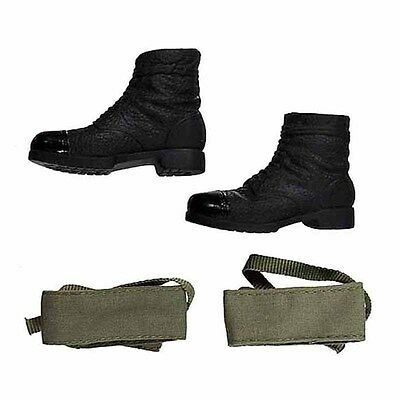 Boots w// Leggings Dragon Action Figures Jones Falklands War 1//6 Scale