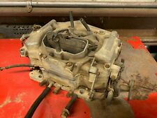"1979-80 CARB KIT 8 CYL IHC INTERNATIONAL CARTER THERMAL QUAD 345/"" ENGINE ETH TOL"