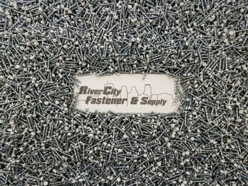 POWERS WALL DOG WHITE PHILLIPS PAN HEAD ANCHORS SCREWS  2330 10