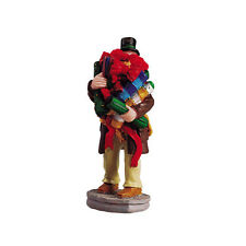 New Lemax Holiday Christmas Gift Figurine Village House Accessory Display Set