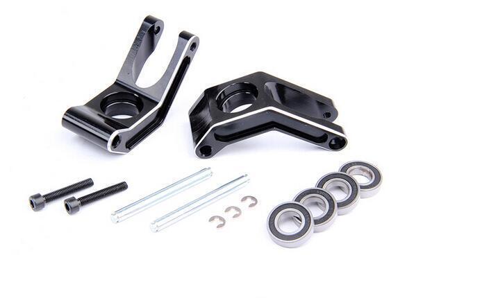 CNC tuttioy rear hub  autorier set for 1 5 scale hpi baja 5b parts km rovan  negozio outlet