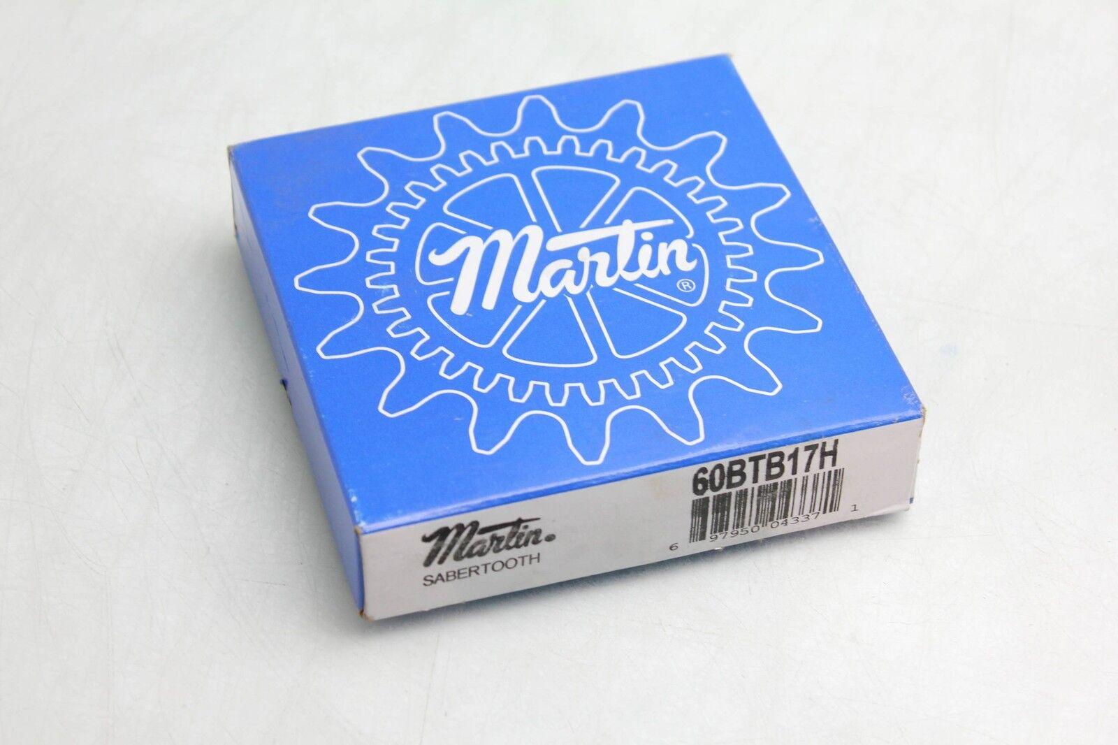 Neuf Martin 60BTB17H Pignon 17 Bague Trempé pour Bague 17 1610 #60 Dents 4842ba