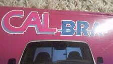Jeep Grand Cherokee 1993-1995 2 piece Standard Hood Car Bra Auto Black 93 94 95