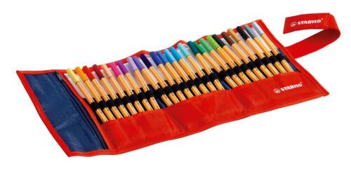 STABILO® Tintenschreiber point 88 Rollerset 25St in 25 Farben 8825-021