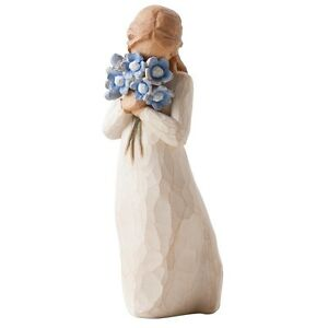 Willow Tree 26454 Forget Me Not Figurine 15580