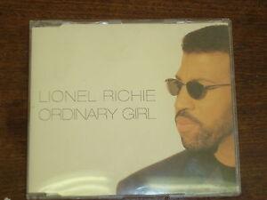 LIONEL-RICHIE-Ordinary-girl-Mini-CD