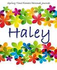 Spring Time Flowers Personal Journal - Haley by Kooky Journal Lovers (Paperback / softback, 2015)