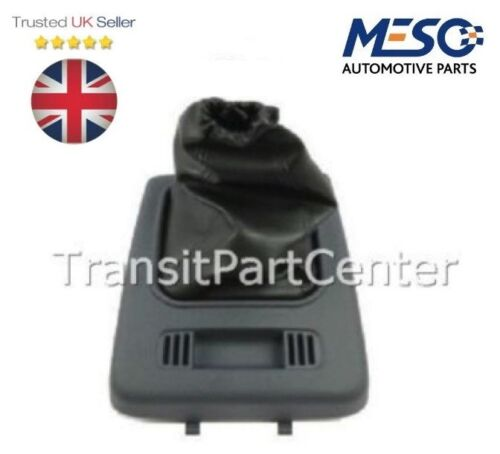 GEAR CHANGE LEVER GAITER WITH RETAINER FORD TRANSIT CONNECT 2002-2013 WITH HOLES