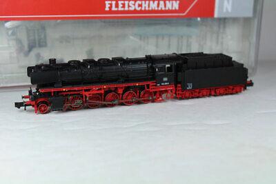 neu DC Dampflok BR 44 Fleischmann N 714401 OVP