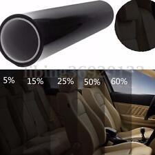 "20"" x 100 FT Professional 20% VLT Window Tint Film Roll Car Auto Office Tinting"