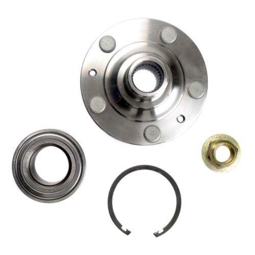 Free Shipping Clip Fusion Milan MKZ Front Wheel Hub Bearing Kit With Nut