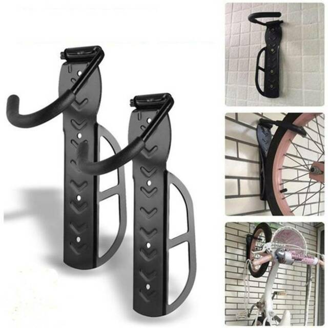Bicycle Wallmount Hanger Mounted Rack Stand Holder Mountain Bike Wall  Hook g
