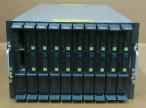Fujitsu-Siemens-PRIMERGY-BX600-S3-7U-10x-BX620-S5-2x-L5530-CPU-Blade-Servers