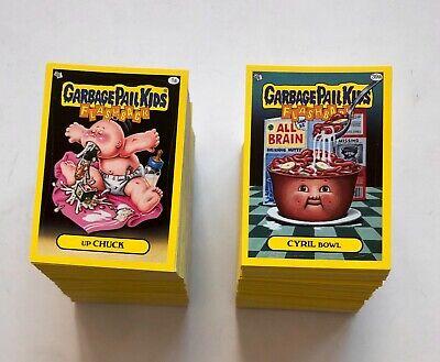 2010 Garbage Pail Kids Flashback Series 1 Pink Parallel Cards Pick Your Own!
