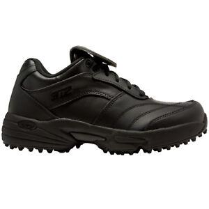 3n2-Reaction-Lo-Mens-Baseball-Umpire-Shoes-Black-NEW