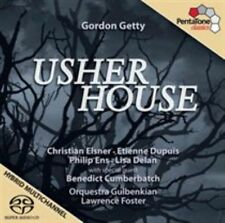 Img del prodotto Gordon Getty: Usher House New Cd
