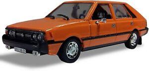 FSO POLONEZ 1:43 Poland Polish Model Car diecast toy miniature Orange