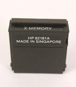 HP 82181A X-Memory Module for Hewlett Packard HP-41 vintage calculator