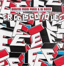 DIMITRI FROM PARIS & DJ ROCCA - ERODISCOTIQUE 2016 JAPANESE CD with Obi!