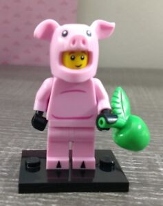 Unused Online Code LEGO MINIFIGURES SERIES 12 Piggy Guy New Open Package