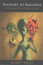 Passport to Magonia From Folklore to Flying Saucers Paperback – November 23 2014