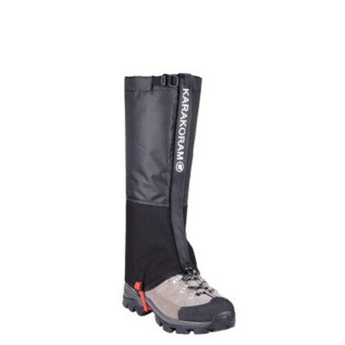 Waterproof Snow Climbing Leg Shoe Cover  Legging Gaiters Boot F Outdoor Hiking